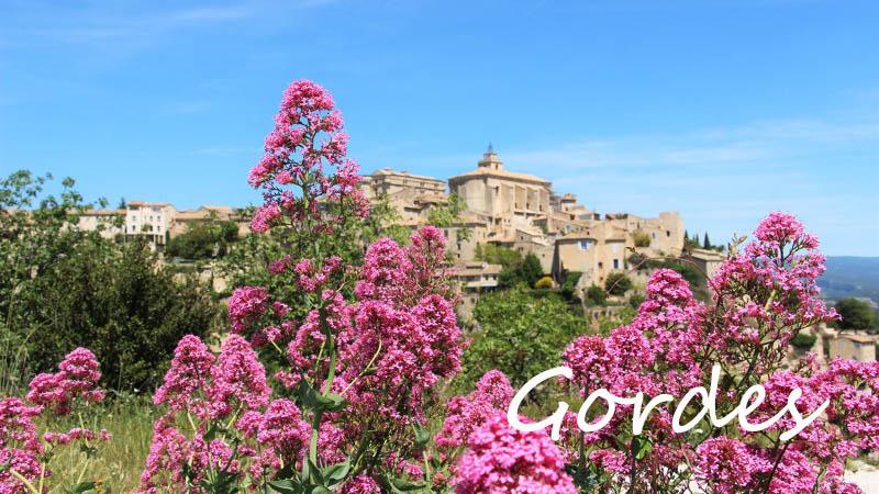 Gordes village provencal de Vaucluse