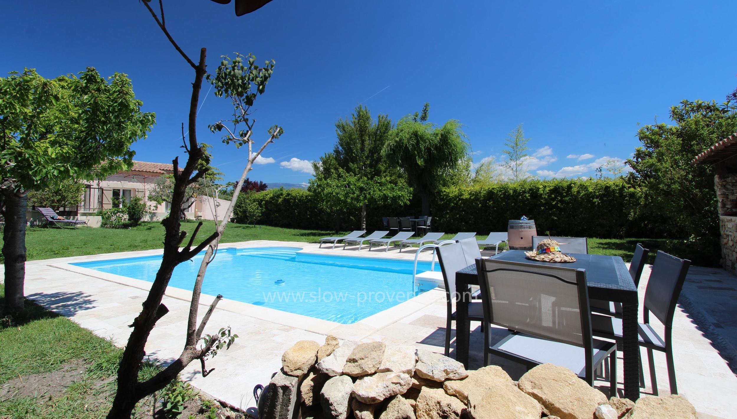 Location maison vacances vaucluse avec piscine ventana blog - Location vacances avec piscine privee ...