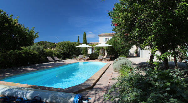 Location de vacances au calme avec piscine priv e en - Location vacances avec piscine privee ...