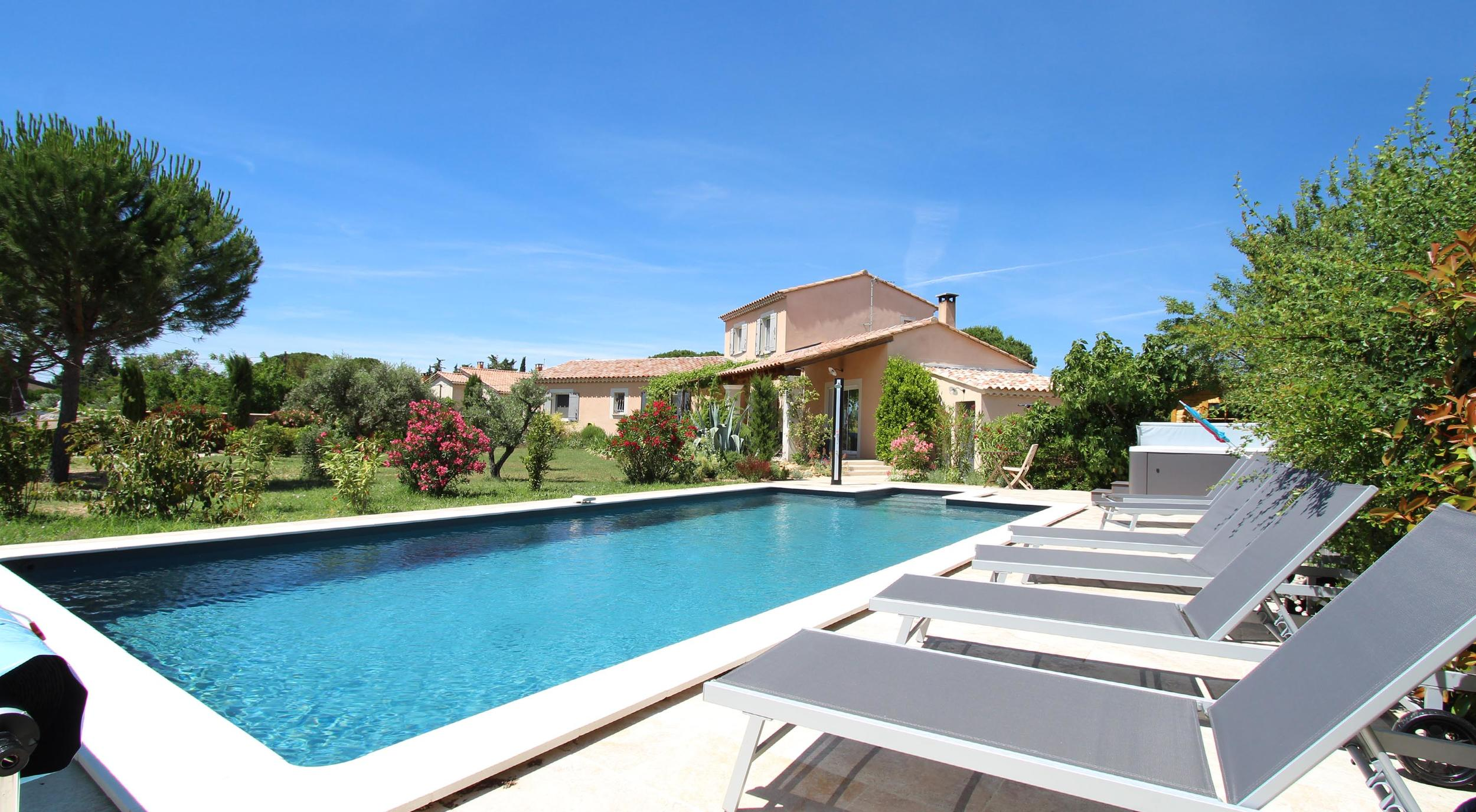 Villa Farigoulette | Our Villas U0026 Holiday Rental Homes With Pool Near Mont  Ventoux, Provence | Slow Provence, Holiday Home Rentals In The Mont Ventoux  Area