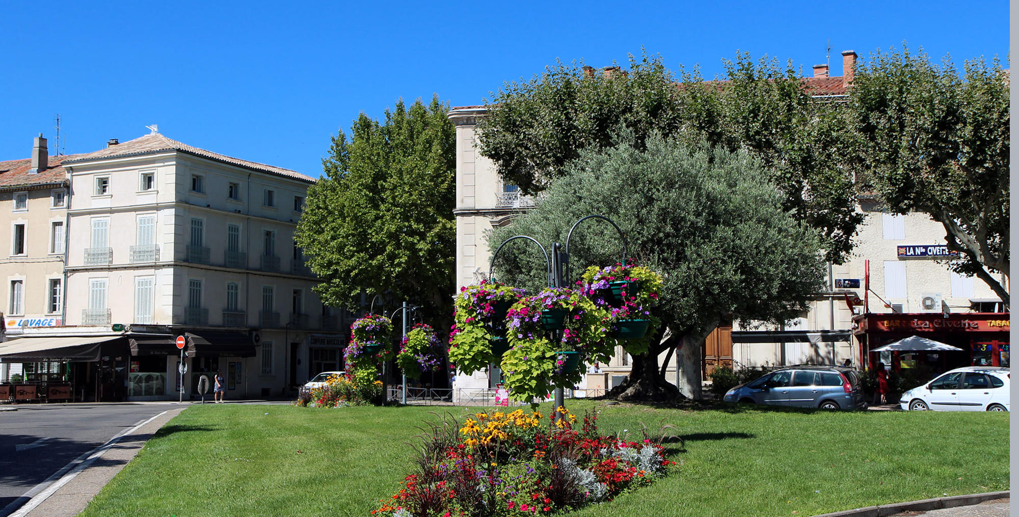 Carpentras, town in Vaucluse & capital of the tuffle in South of France