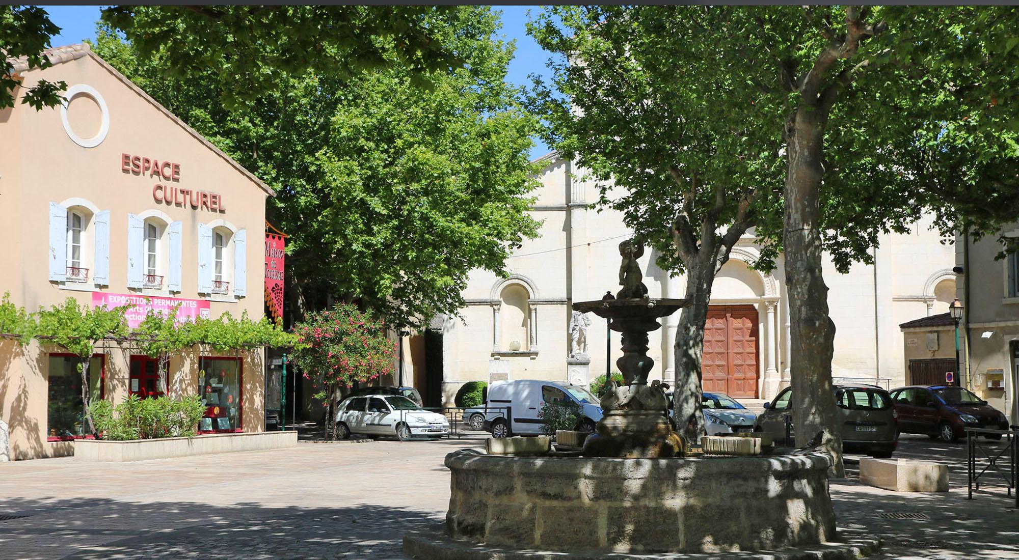 Sainte-Cécile Les Vignes, au coeur de la Vallée du Rhone